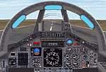 Panel                   for FS2000: Panavia Tornado