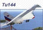 FS2004                   Tupolev TU-144 LL (NASA)