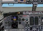 FS2004                   Boeing 737-300/400/500                   Panel V 2