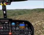 FS2000                   Panel Aerospatiale AS355 Twin Squirrel Panel