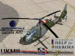 FSX/P3D UKMIL Gazelle AH1 Package