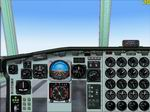 FS2004                   C-130 Hercules panel