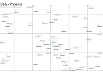 FS98                   Default Scenery Map