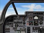 FS2004                   de Havilland Vampire T.11/T.55 Panel