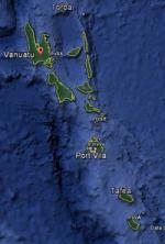 FSX Vanuatu Airfield Locator