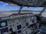 Airbus A310F Loganair