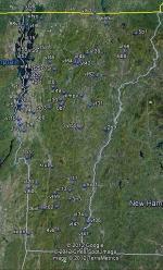 FSX Vermont Airfield Locator
