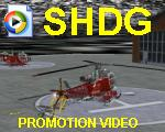 Helicopter                   Demonstration Video - SWISS HELICOPTER DESIGN GROUP SHDG