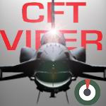 FS2004                   2-Seater Gmax F-16 Viper UAE Airforce