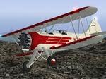 FS2004                   WACO UPF-7 Biplane Package.