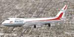 FS98/FS2000                   Wardair 747-1D1