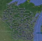 FSX Wisconsin Airfield Locator