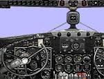 Dual                     Panel--Douglas DC-3 / R4D / C-47
