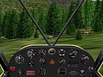 FS2000                   Main Panel Update for: Piper Supercub 180