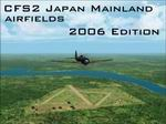 CFS2             Japan Mainland Airfields Scenery Package 2006 Edition: