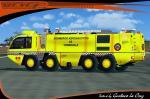 "Rosenbauer panther 8x8 ""Bomberos Aeronauticos de Venezuela"""
