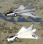 FSX/P3D Convair Model 7002 XF-92A Package