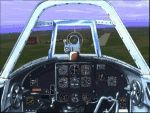CFS             / FS2000 - Panels Yak panel