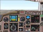 FS2000                   yeodesigns 767-200 panel