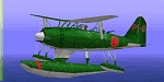 CFS             Type-0 Observation-Seaplane(F1M2). Imperial Japanese Navy Type-0 Observation-Seaplane
