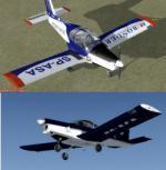 P3D/FSX Zlin Z-142 6 plane Package