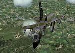 FS2004                   Tornado GR1 RAF TWCU Textures only